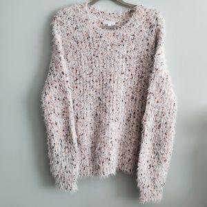 Abound | XL | Pastel Comfy Fuzzy Sweater